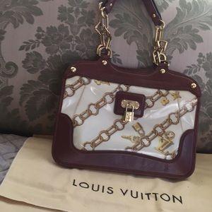 Louis Vuitton Cabas Charms